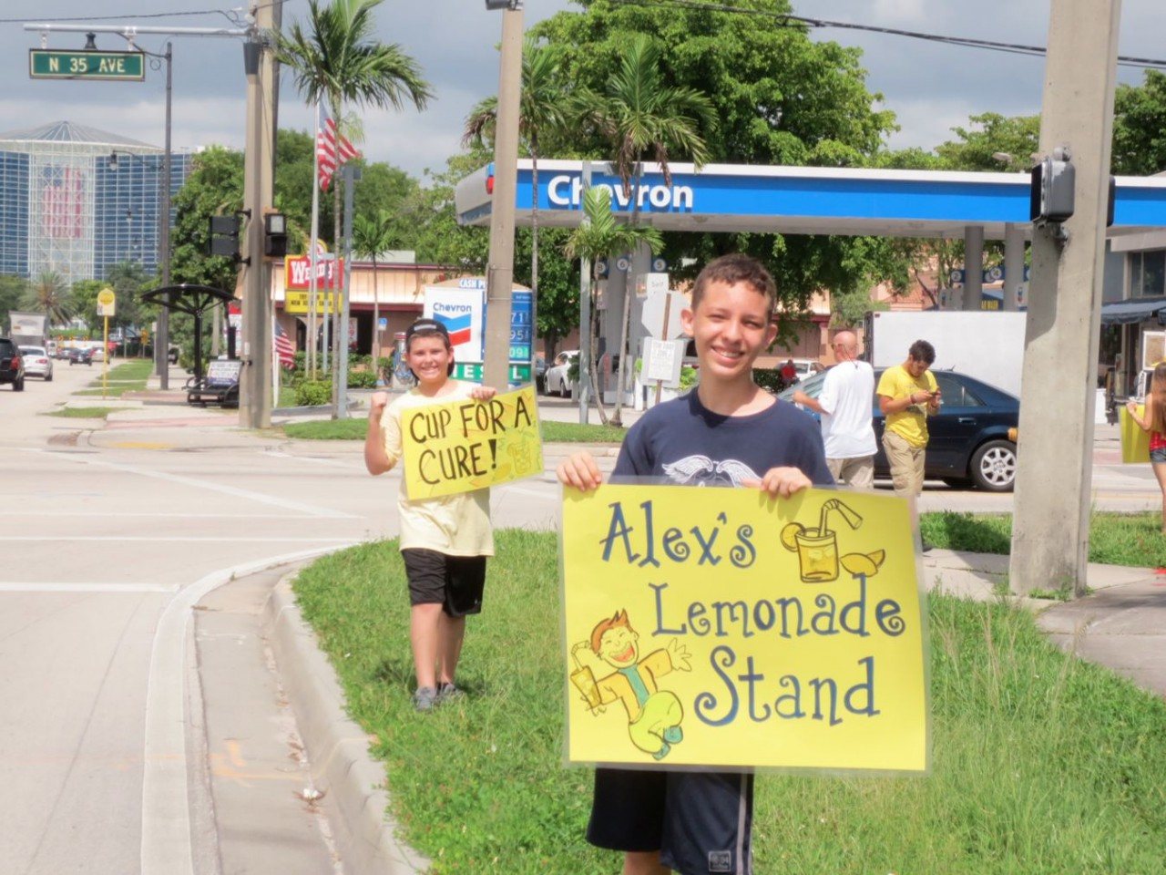 Alex's Lemonade 03