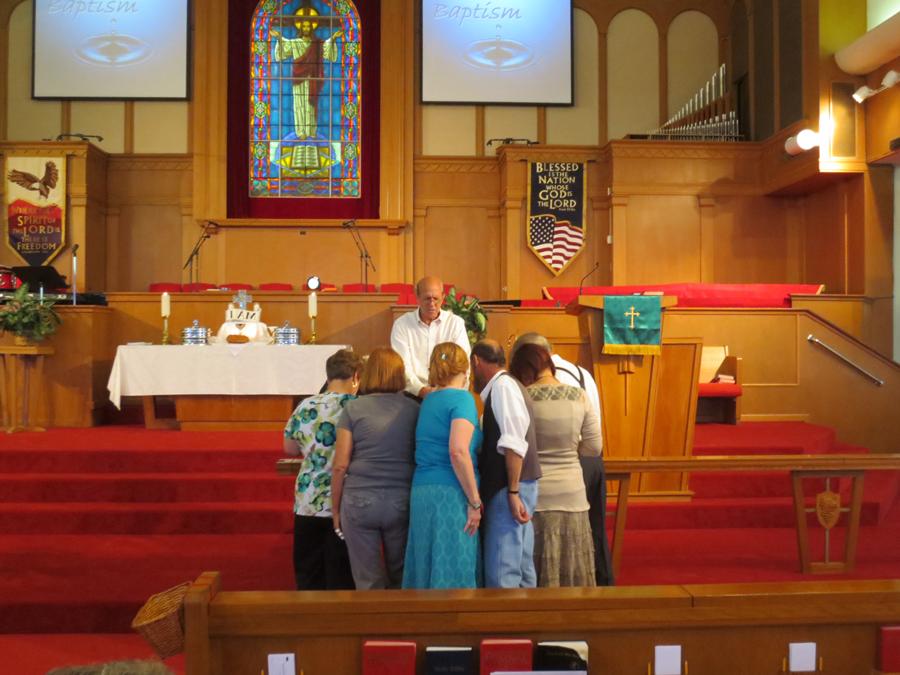 Baptism October 13