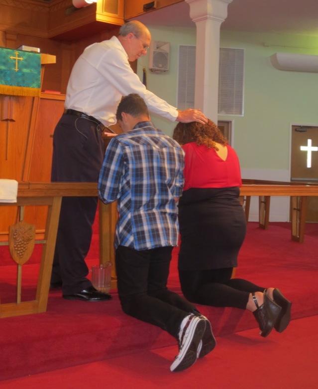 Baptism Feb2014