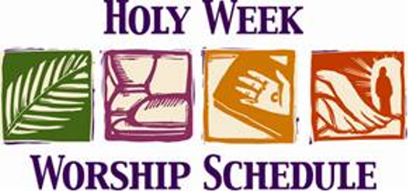 Holy Week Events - Hollywood Hills UMC