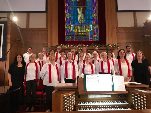 Chancel Choir – Christmas Cantata